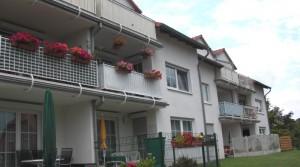 Osterwieck – exkl. 3 Zimmerwohnung, Balkon, PKW – EP