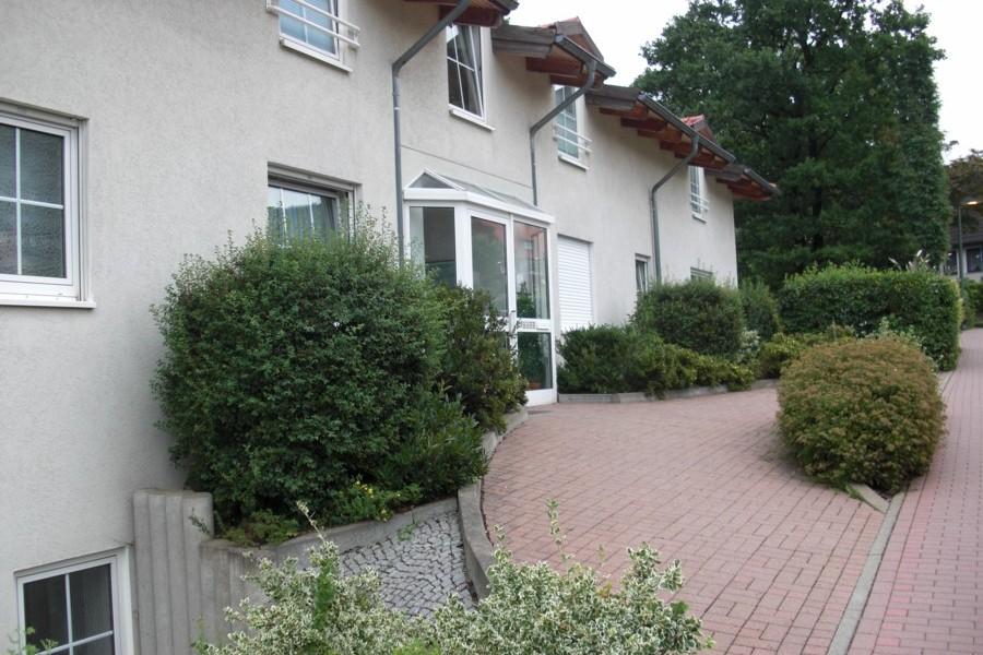 Bad Harzburg, zentrale, ruhige Lage, exkl. 2 Zimmer, Küche, Bad – Balkon