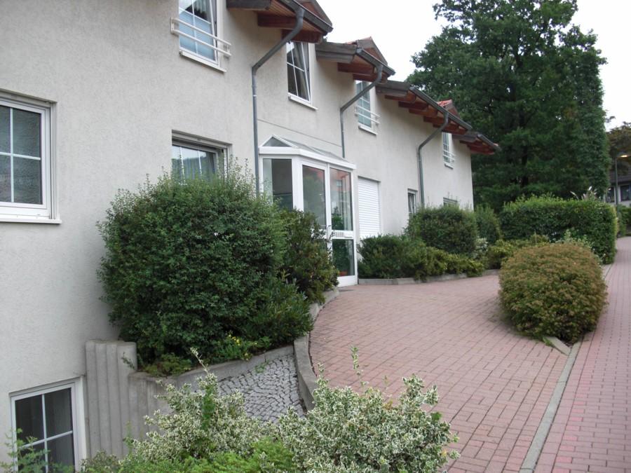 Bad Harzburg – zentrale, ruhige Lage, exkl. 2 Zimmer, Küche, Bad – Balkon