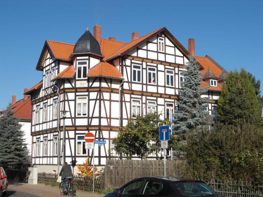 WE4/ 1.OG rechts – gr. exkl. 2 Zimmer-Wohnung