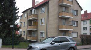 Schöne 64m² Wohnung im 1.OG mit Balkon +EP